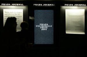 I VINCITORI DEL PREMIO PRADA FELTRINELLI 2014 1