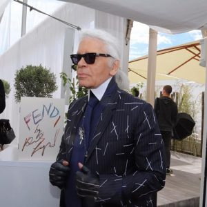 Fendi Party by Karl Lagerfeld 5