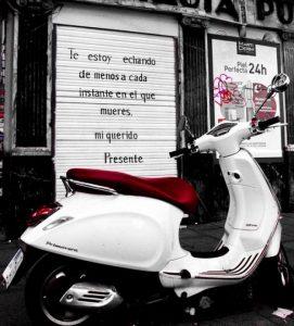 STREET ART A MADRID 1