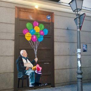 STREET ART A MADRID 11