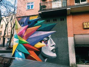 STREET ART A MADRID 12