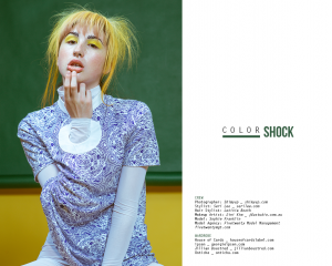 COLOR SHOCK____ 1