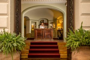 Hotel Locarno, la Belle Époque 4