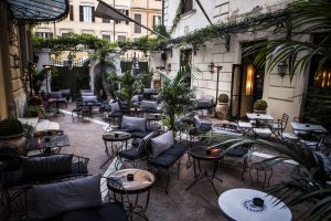 Hotel Locarno, la Belle Époque 5