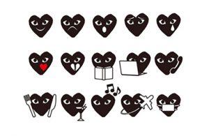 Fashion emoji 2