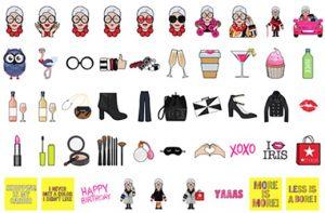 Fashion emoji 3