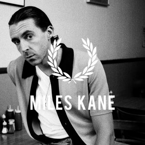 Fred Perry x Miles Kane 1