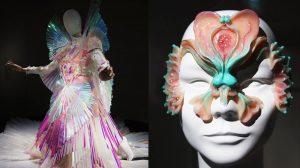 Björk at Gucci Garden 1