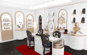 Il primo Louboutin beauty corner 1