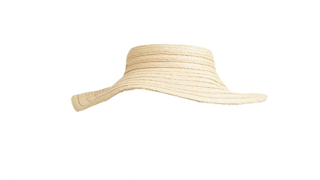 MAIA HAT BISCUIT VISCOSE FLAPPER_GENEVIEVE XHAET SS19