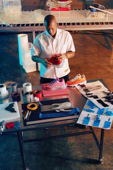 Nike x Heron Preston
