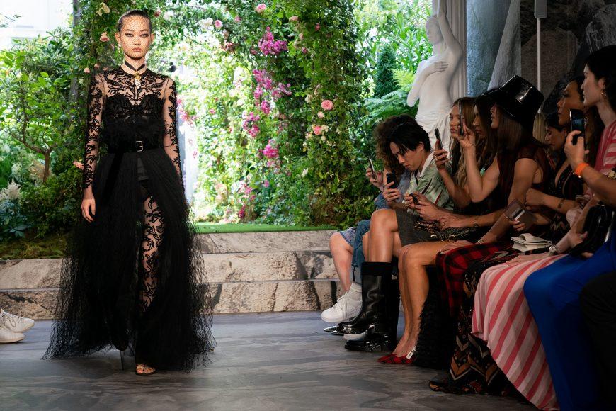 Dior Haute Couture on SpaghettiMag.