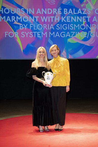 Constanza Cavalli Etro, Elizabeth von Guttman - Best Fashion Film