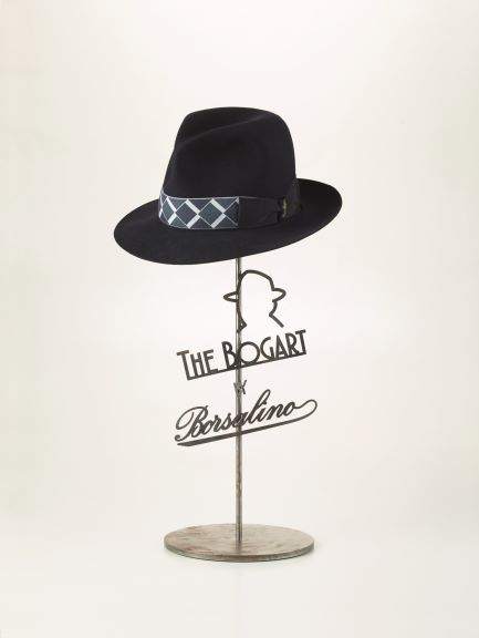 The Bogart Cut 3 - hat and display_low res