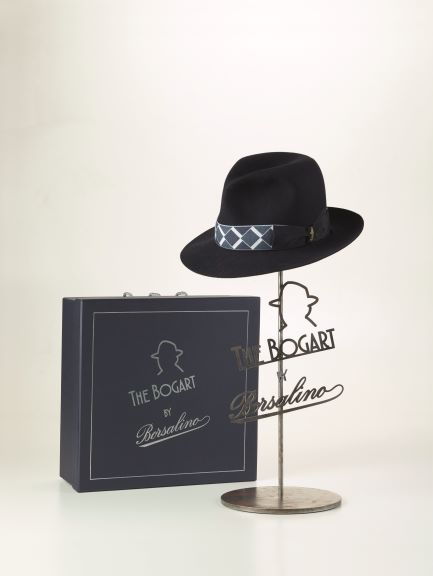 The Bogart cut 3 - hat, hatbox and display_low res
