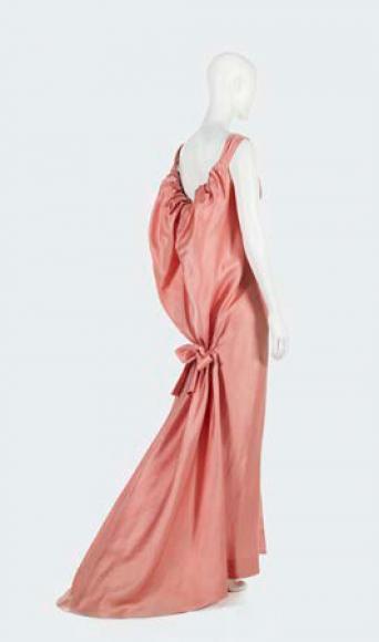 Balenciaga, Robe du soir, Haute couture, automne- hiver 1961-62