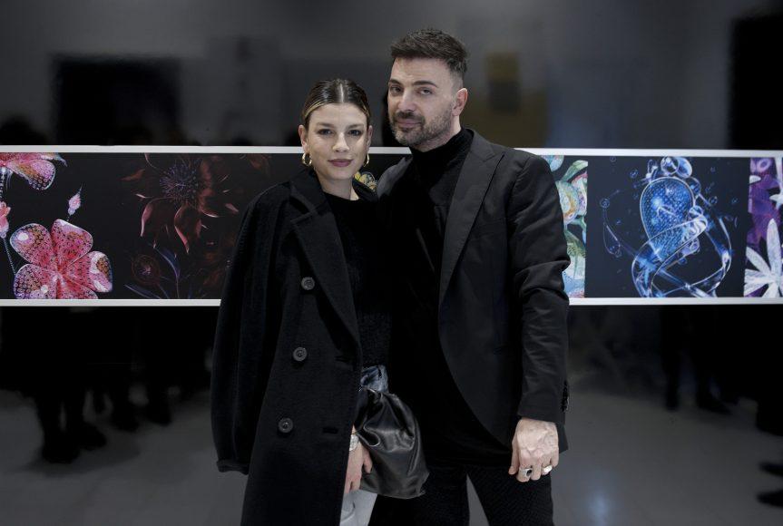 Emma e Simone Belli