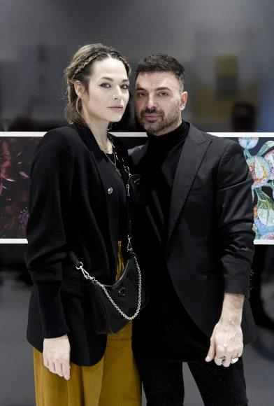 Laura Chiatti e Simone Belli