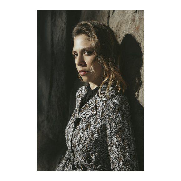 Total look: Missoni | Shirt: Hanny Deep | Earrings: vintage