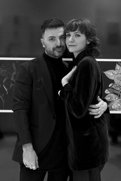 Simone Belli e Camilla Filippi