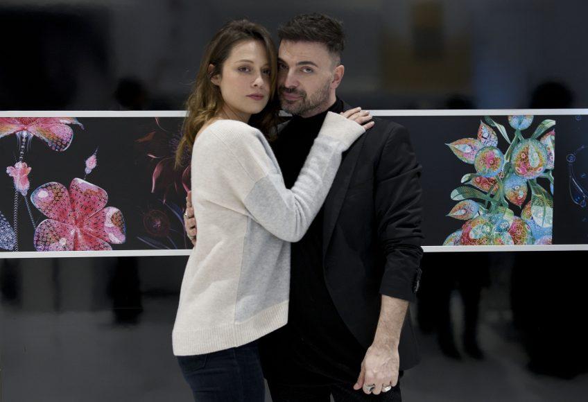 Valeria Bilello e Simone Belli