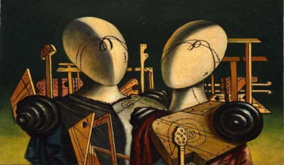 metafisica in de chirico