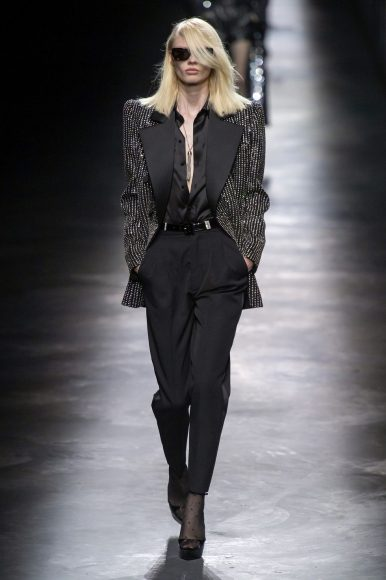 Saint Laurent Autunno Inverno 2019 2020
