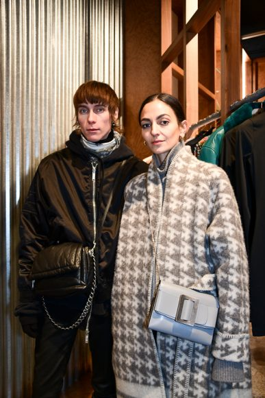 Simon Nygard e Ilenia Toma
