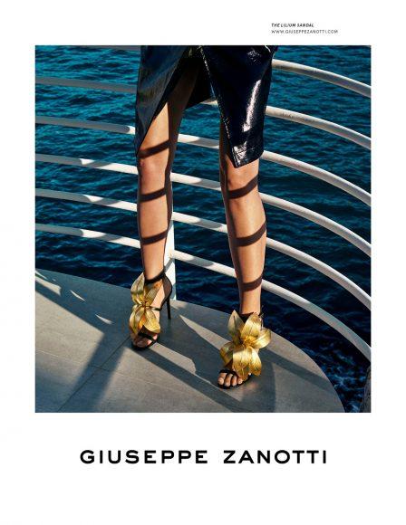 Zanotti presenta la nuova collezione SS 2020