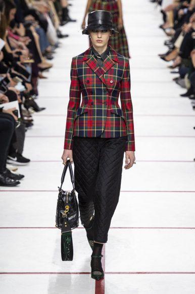 Dior giacca autunno inverno 2020