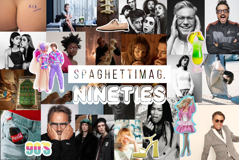 SPAGHETTIMAG #10 // Nineties