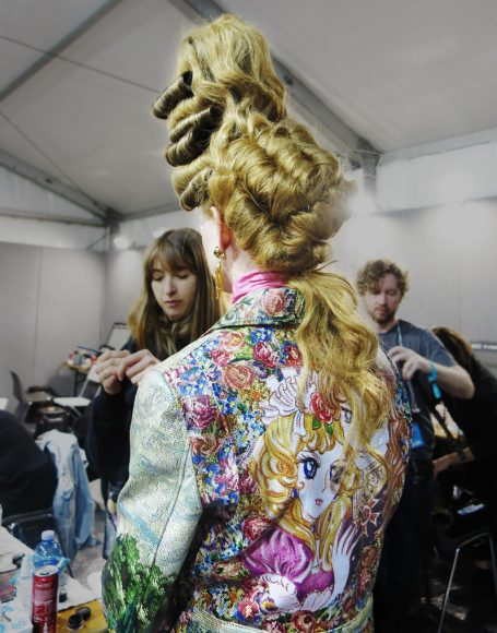 moschino-backstage