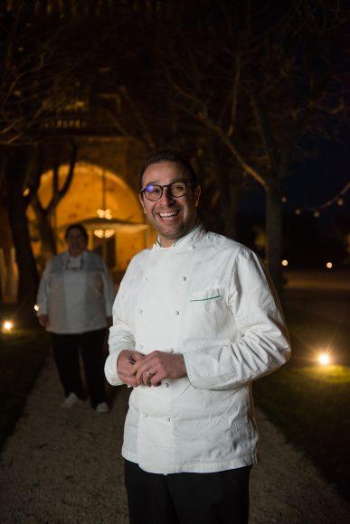 Gianmaria De Luca© Pietro Penna chef