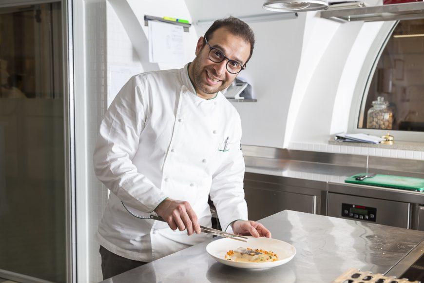 Pietro Penna Chef at Vinilia Wine Resort