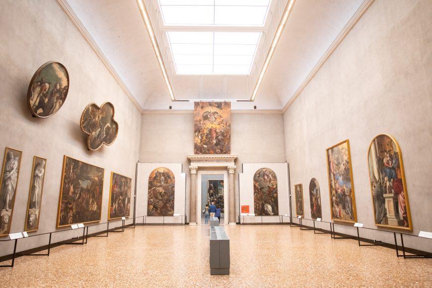 I musei arrivano a casa tua
