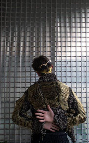 Sweater- Vivienne Westwood Sunglasses: Stella Mccartney  Pants: Nike