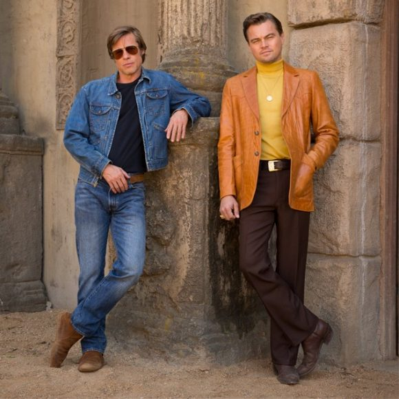 Brad e Leo in Once Upon a time in Hollywood