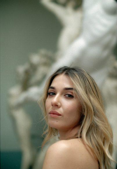 Martina Pinto by Gabriele D'Agostino