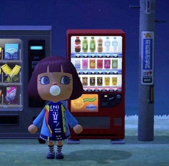 animal crossing wear Balenciaga