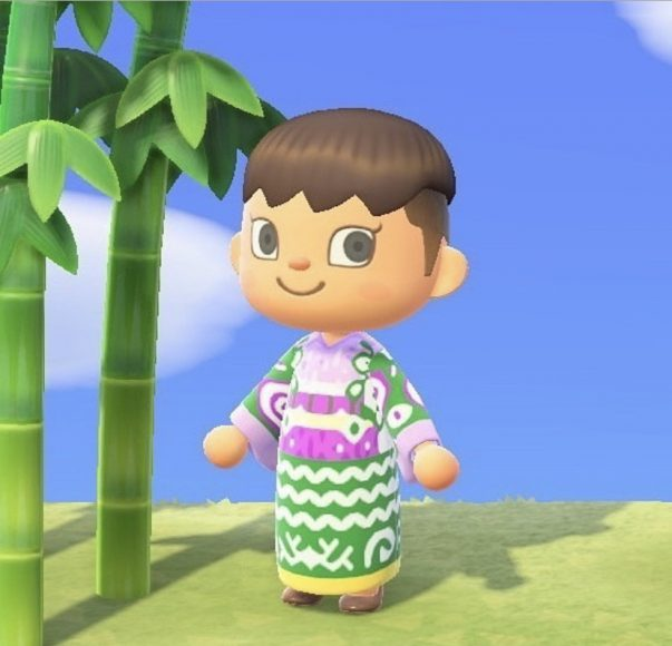 animal crossing wear Valentino