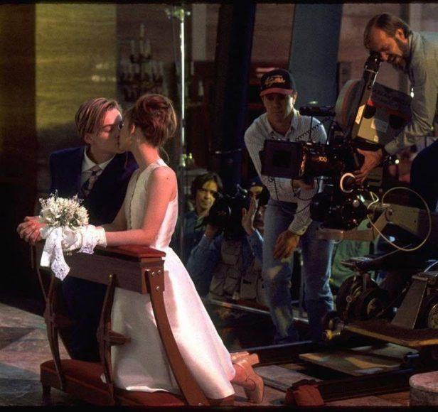 il matrimonio segreto di R+J con abiti Prada