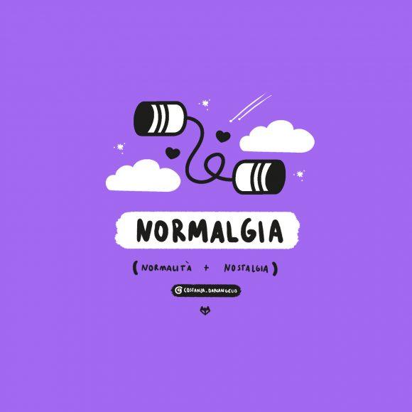 3)normalgia