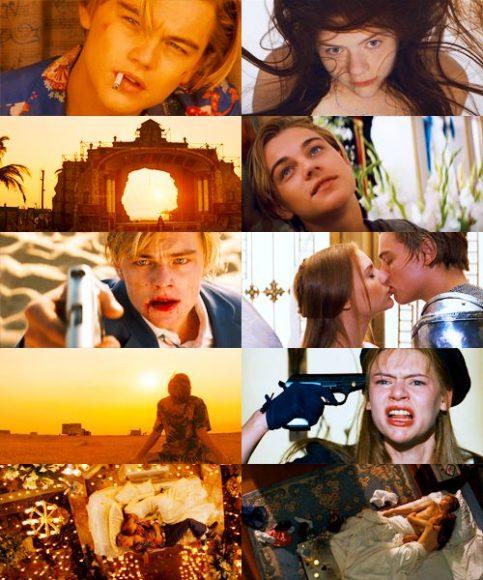 Scene salienti del film Romeo + Juliet 1996