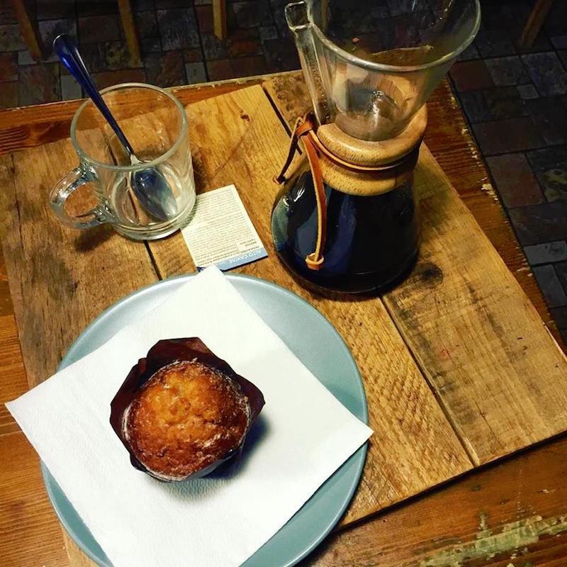 incontrarsi al caffè