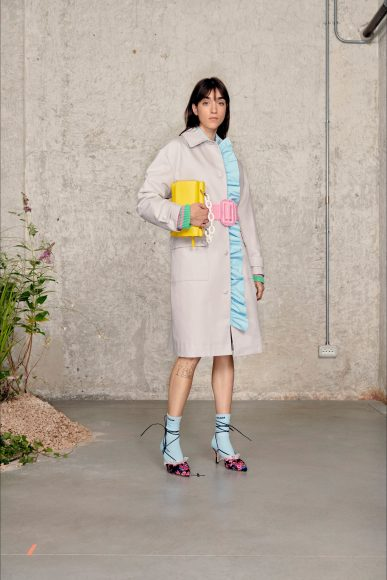 Sportswear Fashion ShowsPrimavera Estate 2021MSGM donna
