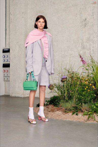 Completo taglio uomo Fashion ShowsPrimavera Estate 2021MSGM
