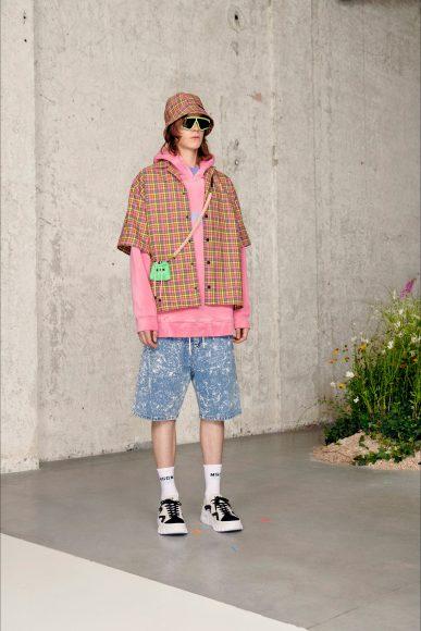 casual Fashion ShowsPrimavera Estate 2021MSGM