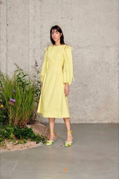 Romantic dress  Fashion ShowsPrimavera Estate 2021MSGM