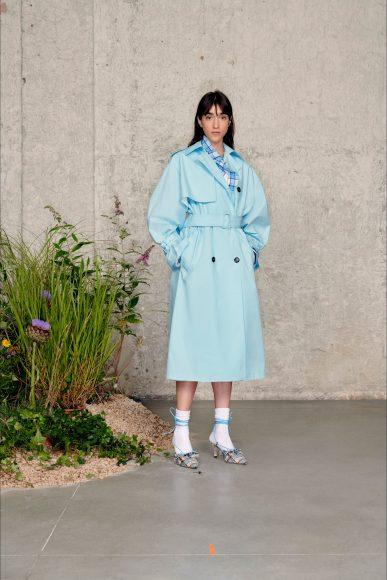 Impermeabile Fashion ShowsPrimavera Estate 2021MSGM