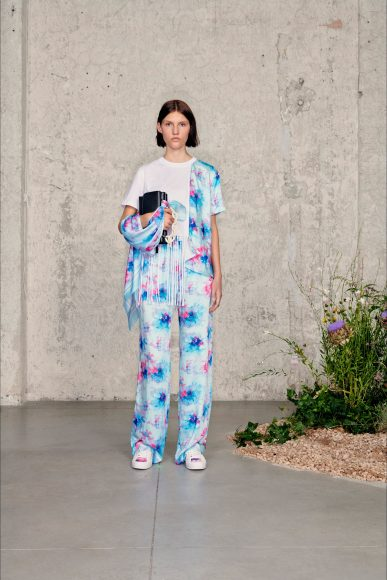 Pigiama da giorno style Fashion ShowsPrimavera Estate 2021MSGM